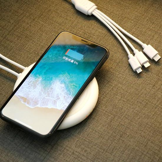Portable Wireless Charger Power Bank